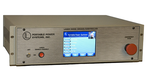 Touch Screen Laser Diode Driver